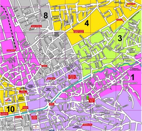 Tirana Where the Streets Have No Name Sy Shqiponj Eagle Eye