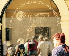 Scenes from Game of Thrones are shot in Dubrovnik