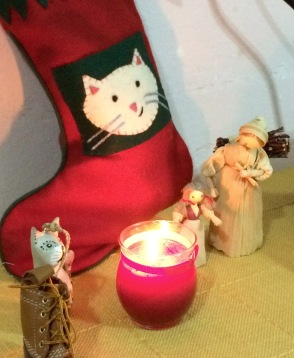 Reminders for Christmases at home