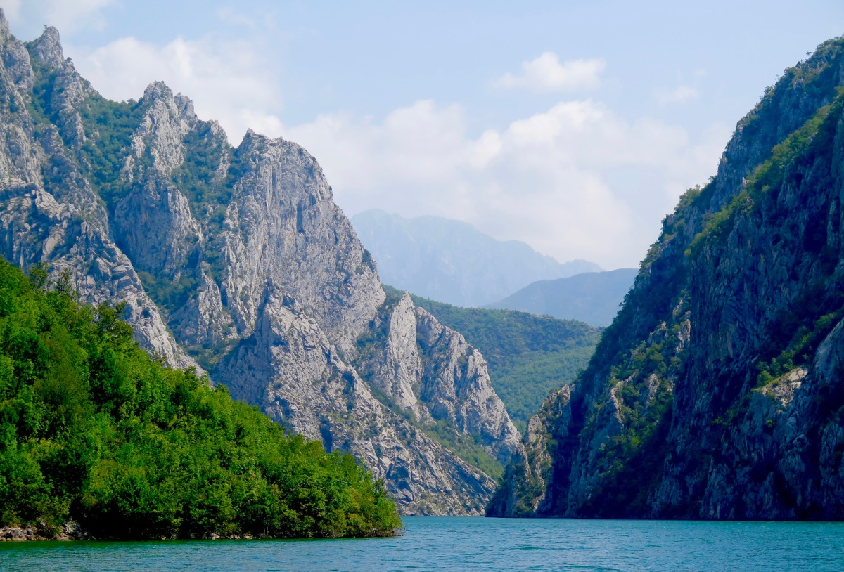 """One of the Great Boat Trips of the World"" (more adventures in the Accursed Mountains)"