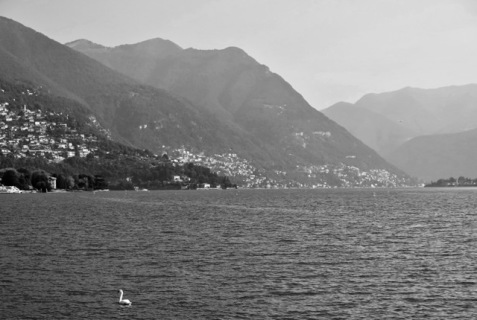 Lake Como is dotted with village after village -- about 30 in total.