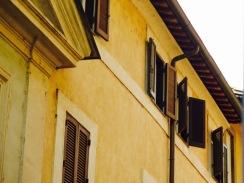 Trastevere is a medieval neighborhood full of winding streets
